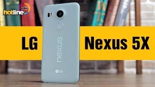 LG Nexus 5X –  обзор смартфона