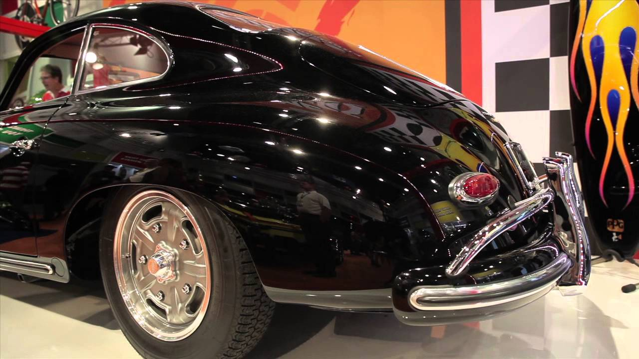 1959 356a Porsche Bobby Alloway Wraps Up The Ultimate Toy
