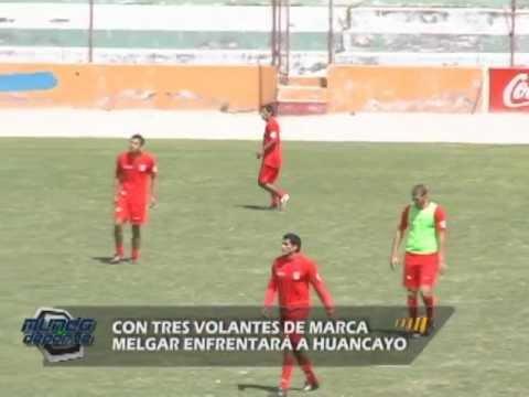 FBC Melgar enfrentará a Sport Huancayo – MUNDO DEPORTE 2012