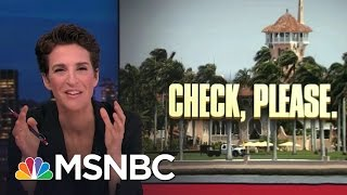 New Donald Trump Hire Resurrects Corruption Questions | Rachel Maddow | MSNBC