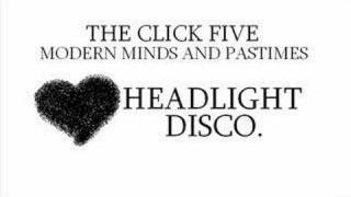 Watch Click Five Headlight Disco video