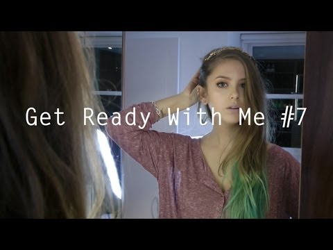 Get Ready With Me #7: Night Out | sunbeamsjess