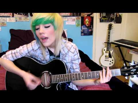 Acoustic cover of Im like a lawyer by Fall out boy