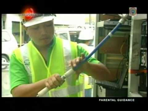 Sahara Leak Detection in Manila