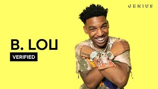 "B. Lou ""John Gotti"" Official Lyrics & Meaning 