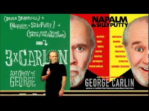 3 Times Carlin: An Orgy of George (Part 1 of 2)