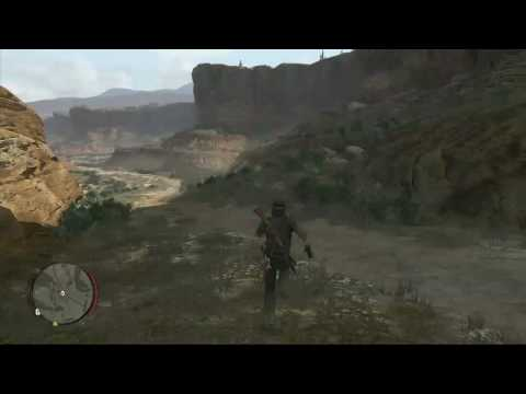 Red Dead Redemption - Hidden Treasure #6 - (Frontiersman)