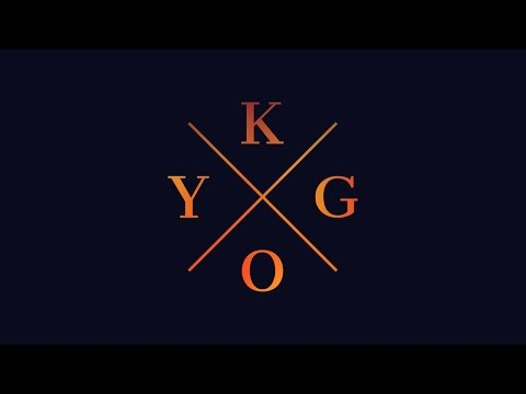 Kygo feat. Conrad Sewell - Firestone (Cover Art)