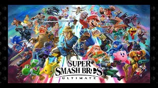 Super Smash Bros. Ultimate with Friends  2/16/19