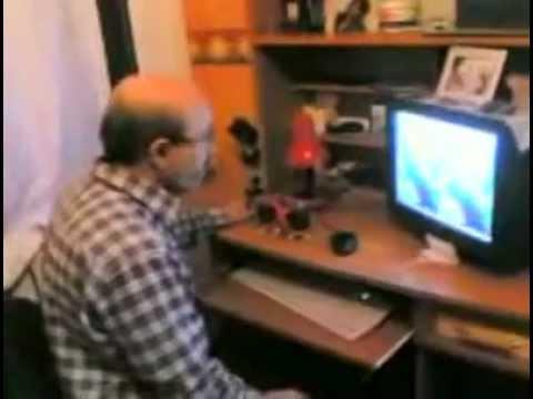Bilgisayar Şakası ile Korkan Amca Kalpten Gidiyordu :)) Korkunç ŞAKA