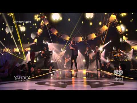 One Direction - Story Of My Life Live  The Iheartradio Music Festival 2014 video