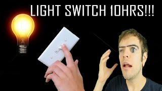 A light switch 10hr version - Jackask remix
