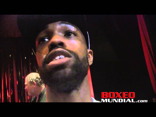 Gary Russell feels confident and ready for fight with Jhonny Gonzalez
