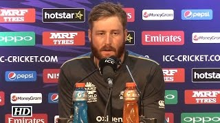 NZ vs PAK T20 WC: Guptill Reacts as New Zealand Enter Semis