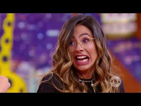 Carla Giraldo en The Suso's Show   Caracol TV