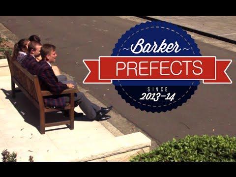 Welcome Back Barker College 2014