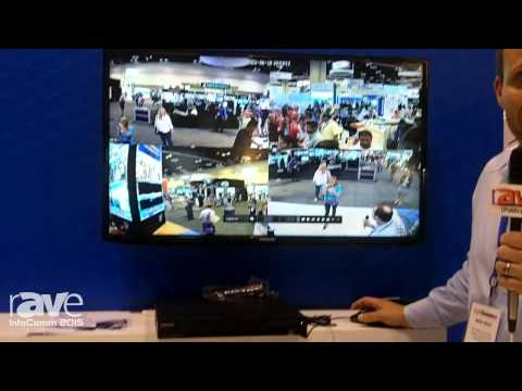 InfoComm 2015: Samsung Techwin Exhibits WiseNet III Video Platform Solution in SYNNEX Booth