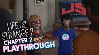 Life is Strange 2 Chapter 2 Playthrough!