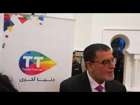 Nabil Hammami  secrétaire général de Tunisie Telecom