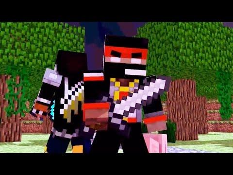 Minecraft - Убийца челлендж. Два раза подряд убийца!