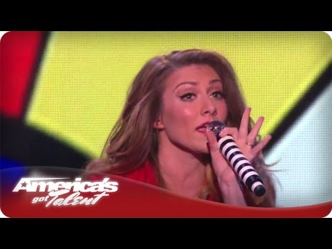 Karmin Brokenhearted - America's Got Talent video