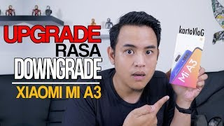 UPGRADE RASA DOWNGRADE! Xiaomi Mi A3 Unboxing & Hands On Indonesia