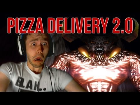 Pizza Delivery 2.0 | MUCH SCARIER THAN BEFORE