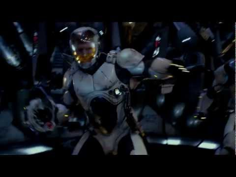 Pacific Rim Trailer Official [1080 HD] – Idris Elba, Charlie Day