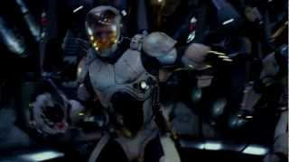 Pacific Rim Trailer Official [1080 HD] - Idris Elba, Charlie Day