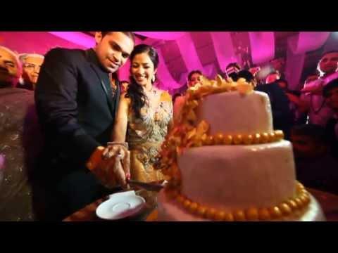 Sindhi Wedding Harish With Vaishali -dubai To Pune- Westin Hotel On-27th April 2013 video
