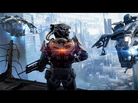 Killzone Shadow Fall PS4 Gameplay (1080p)