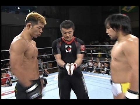 Riki Fukuda vs Hikaru Sato 2007 7 27