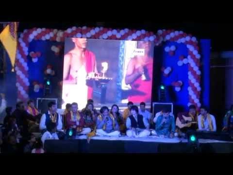 Vithal Vithal Vithala Hari Om Vithala - FALGUNI PATHAK LIVE...