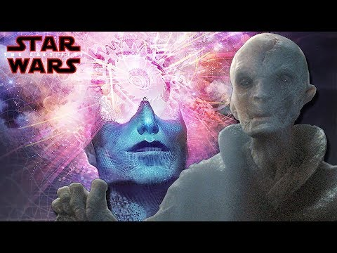 Snoke's Powers Confirmed For The Last Jedi! STAR WARS