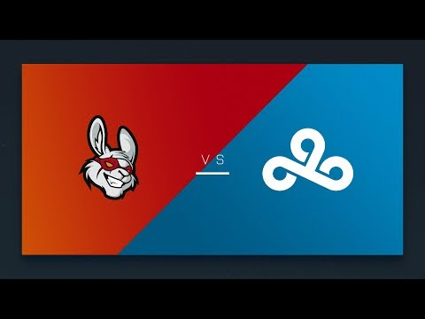 CS:GO - Misfits vs. Cloud9 [Cache] Map 1 - NA Final Day - ESL Pro League Season 6 [2/2]