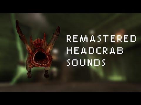 Poison Headcrab Sound Half-life Headcrab Sounds