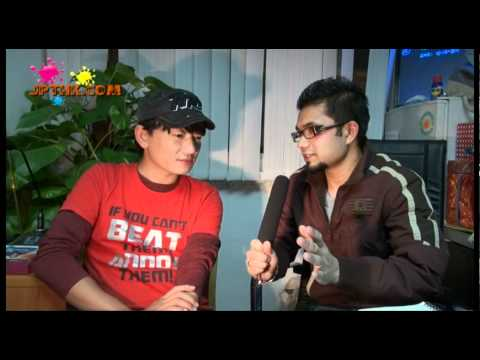 An Interview With Nepali Popular Singer Deepak Limbu video
