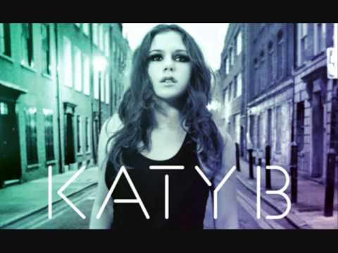 Katy B - Disappear Lyrics video
