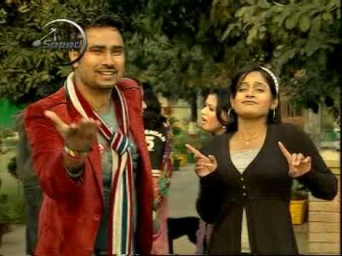 Darshan Khela & Miss Pooja, Mobile video