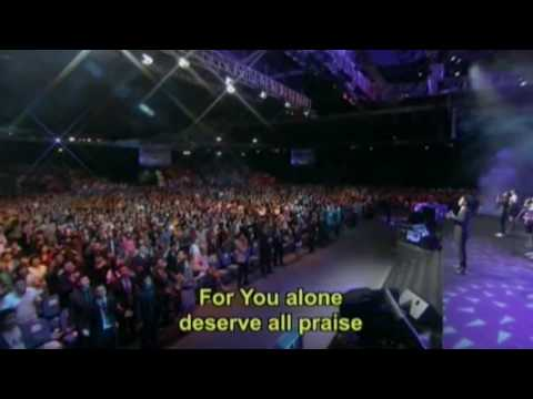 For You Alone (don Harris)  City Harvest Church video