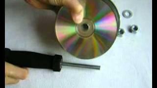 Штанга из дисков своими руками