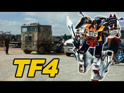 Grimlock or Motormaster in Transformers 4?? [TF4 Update #19]
