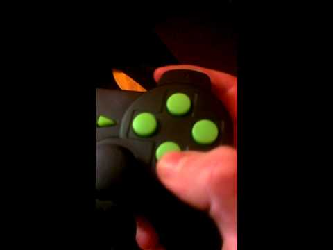 OpTic Gaming PS3 SCUF controller review
