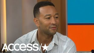 John Legend Confesses Why It Wasn't Love At First Sight With Wife Chrissy Teigen