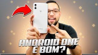 MOTOROLA ONE é o PRIMEIRO Android 9 Pie do BRASIL - É BOM?