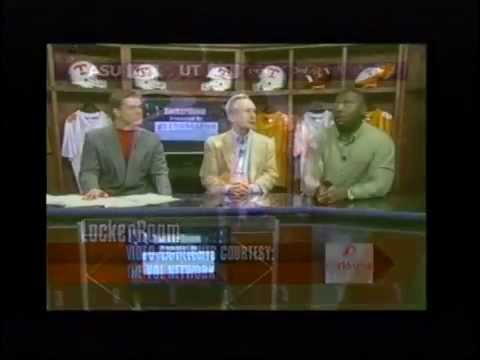 The Locker Room - 2007 Post Arkansas State Game