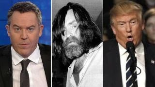 Gutfeld on Newsweek comparing Manson to Trump
