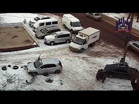 Мичурина - Волгоградская 11.01.2018