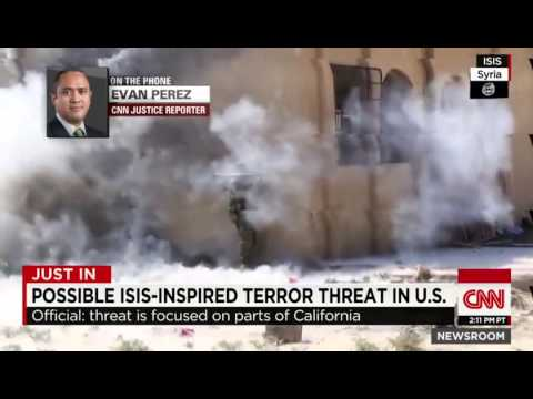 USA under attack from ISIS or ISIL? FBI Investigating Another Possible ISLAMIC STATE Threat In U S