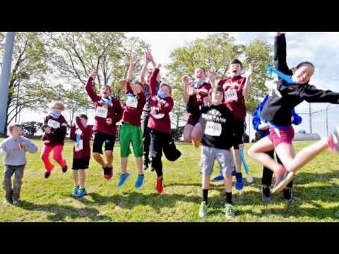 Huntsville Kids Marathon 2014